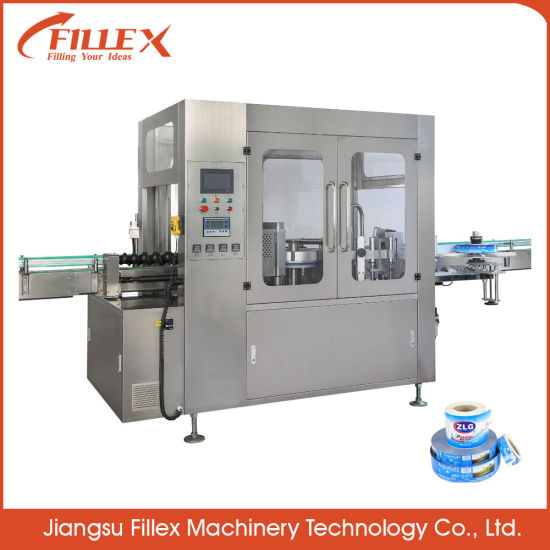 Water Bottle Carbonated OPP BOPP Date Coding Machine From Chinese Supplier