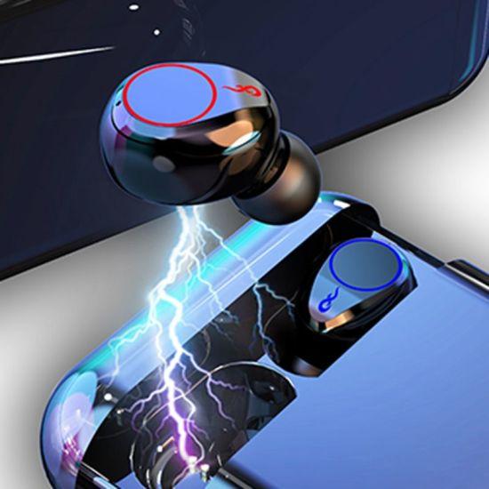 10000mAh Power Bank V5.0 Earphone High Quality True Bests Studio Wireless Headphone Bluetooth Headset