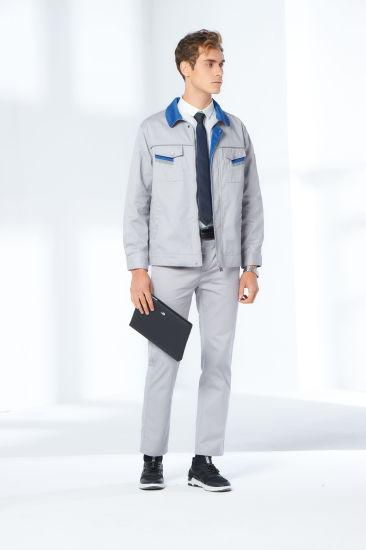 Custom Design Factory Worker Uniform Industrial Safety Worker Uniform Wear