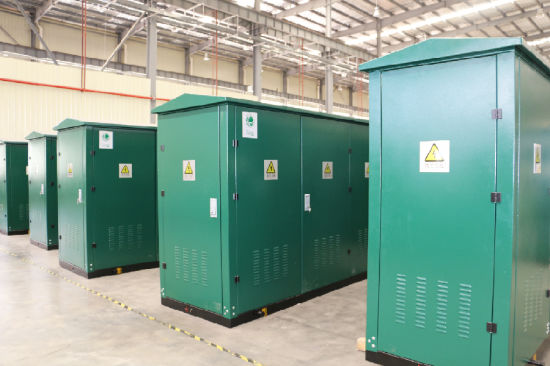 Power Distribution Cabinet PDU Power Supply Box Type Pre-Installed Substation
