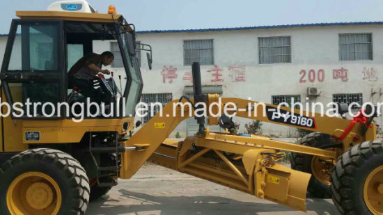 Engineering and Construction Machinery 160HP Motor Grader with Parts pictures & photos