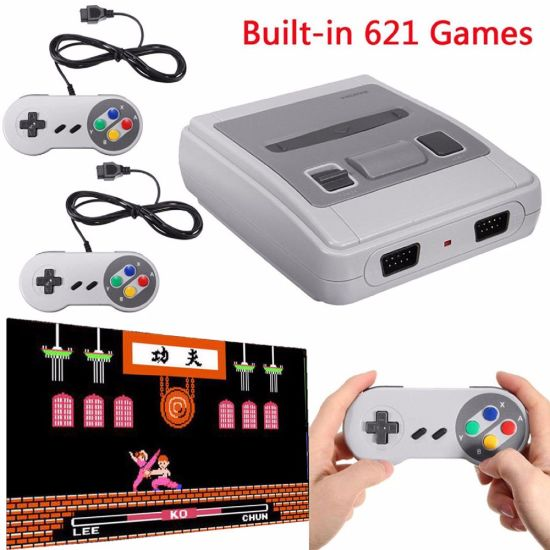 2020 Hot Proudct Game Controller 8 Bit HD 621 TV Video Game Console Family Retro Handheld Game Player