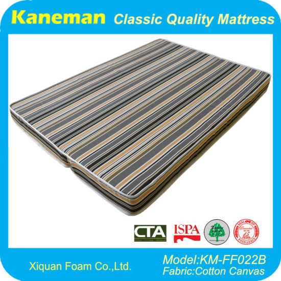 Fold-Away Foam Mattress