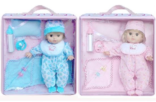 China Quality Baby Toy (have blue and pink)