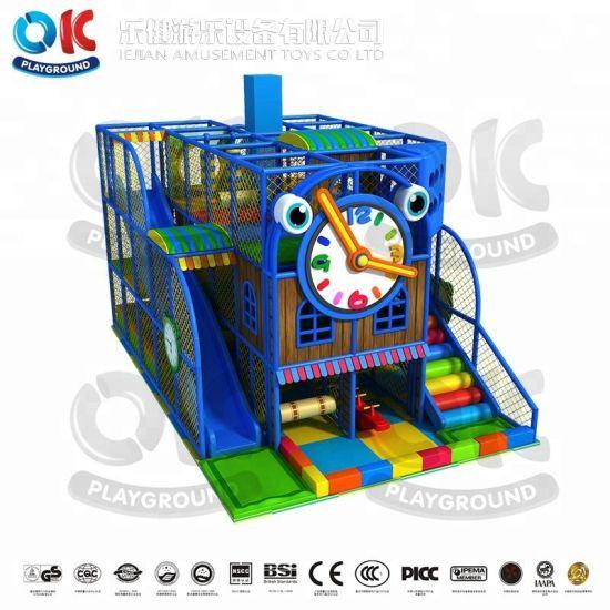 Commercial Indoor Playground Children Indoor Game Soft Play Area Playground Equipment