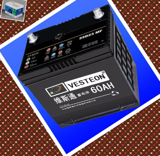 12V Dry Charge Car Battery