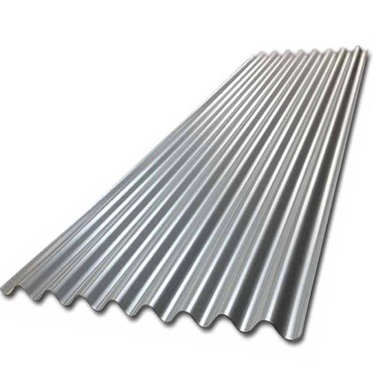 Bwg30 Bwg32 Corrugated Metal Roof Galvalume Steel Roofing Sheet