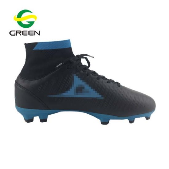 44fca4301d02 Greenshoe Orginal No Brands High Ankle Football Boots Studs Make Your Own  Football Boots Shoes