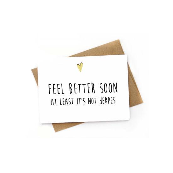 Custom Printing Pop Up Christmas Greeting Card