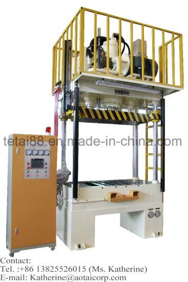 Hydraulic Trim Press for Automobile and Motorcycle Parts Die Casting pictures & photos