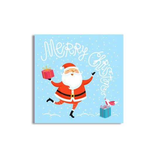 china custom printing pop up christmas greeting card china happy