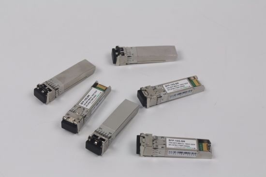 Cisco SFP-10g-Sr Compatible 10g SFP+ Transceiver Module 850nm 300m pictures & photos