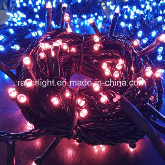 holiday decoration 10m led string commercial outdoor string lights