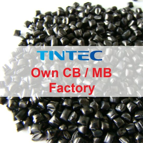 Black Masterbatch (We Have Our Own Carbon Black factory) Manufacturer pictures & photos