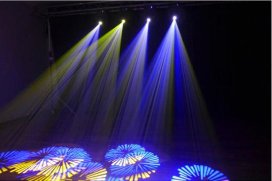 Club Lighting Gobo Projector Spot 90w Led Moving Head Light