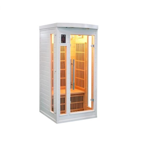 Home Sauna Far Infrared Sauna Room for 1 Person with Qd-Cp1w
