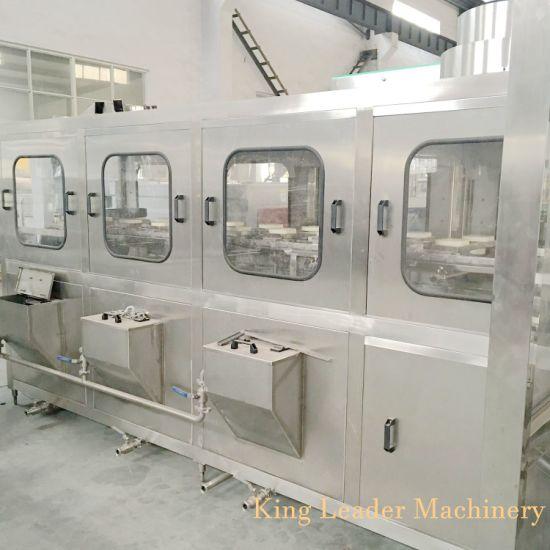 Hot Sale China 5 Gallon Barrel Water Bottle Filling Machine Manufacturer