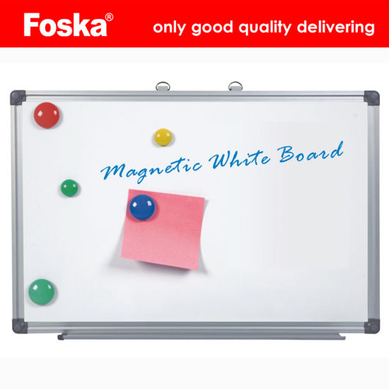 Foska Stationery Office School Swb Series Frame Magnetic White Board