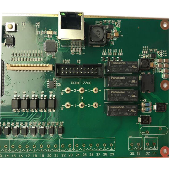Manufacturer Custom 6 Layers PCB Assemble Circuit Board for Elevator with Fast Supply