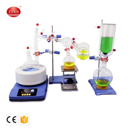 China Lab Society Executive Short Path Distillation Kit 2L