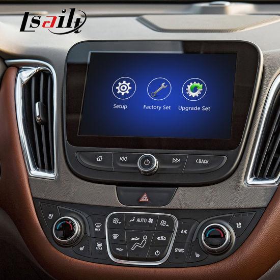 China Android 6 0 GPS Navigation Box for Chevrolet Malibu