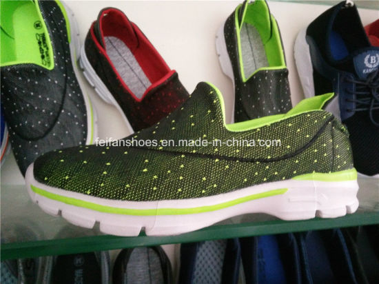Good Price Men Sports Shoes Gym Shoes Athletic Shoes Sneakers Shoes (ZJXD-4) pictures & photos