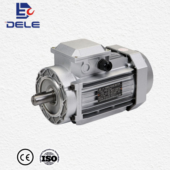 AC 7124-370W 3-Phase Electric Motor pictures & photos