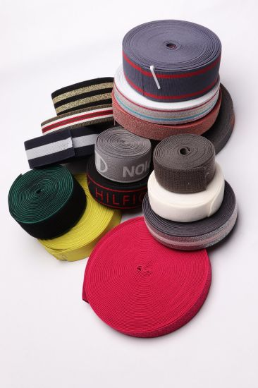 High Quality Elastic Band for Fashion and Garment Accessories (1401-61A)