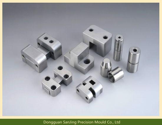 OEM Aluminum Auto Spare High Precision Metal Mold CNC Machinery Parts