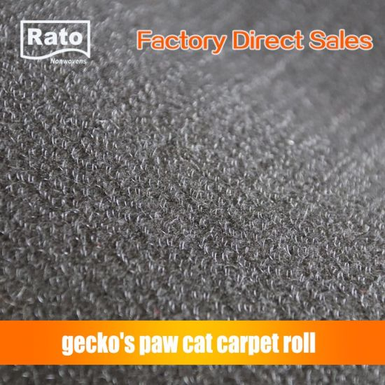 Hot Sale Best Quality Gecko Paw Anti Slip Bottom Car Carpet Rolls pictures & photos