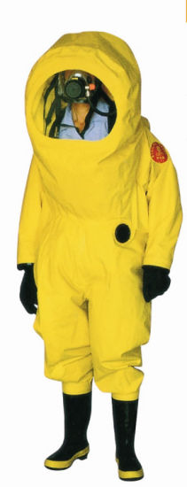 Heavy Duty Chemical Protective Clothing / Chemical Splash Suit