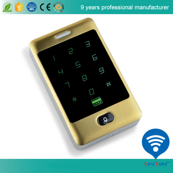 C30 Wg26/34 Waterproof Touch Screen ID&IC Card Access Control pictures & photos