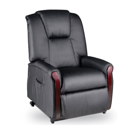 China Electric Rise and Recline Chair for Old Man, Lift Tilt