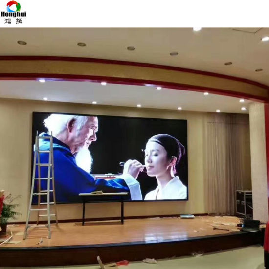 HD Indoor TV Full Color P2 Digital LED Display for Video Use