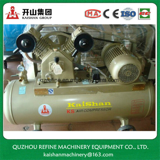 Kaishan KS30 2.2kw/3HP 8bar small piston air compressors pictures & photos