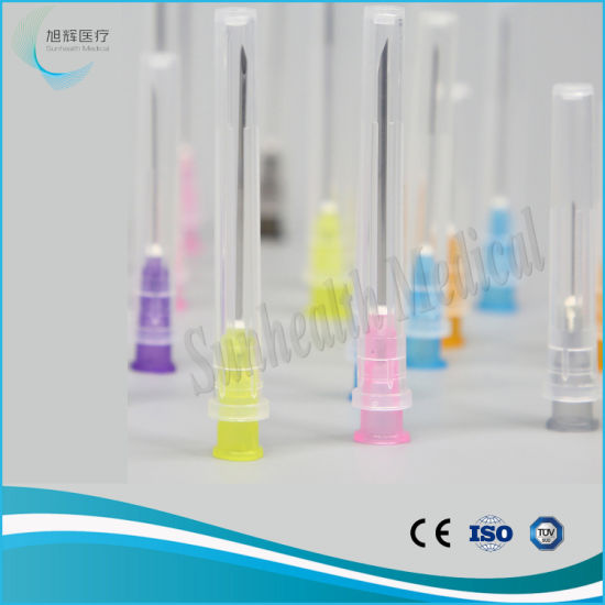 China Medical Instrument Disposable Syringe with Ce, ISO Certificate