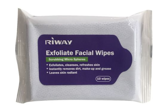 DOT Makeup Remover Wet Wipes for Anti-Age