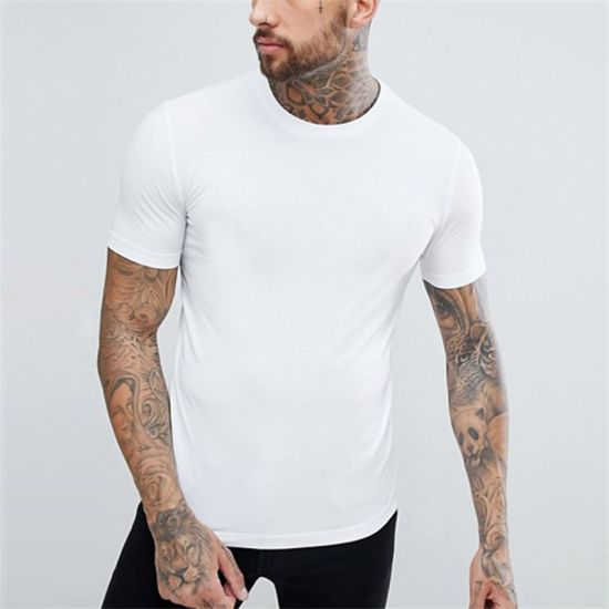 China New York Wholesale Top Tee White Hip Hop Long T-Shirts - China ... 54c720ae7d3