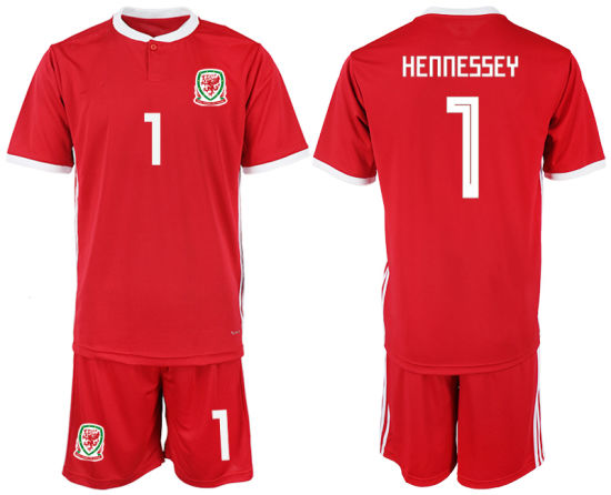 wholesale dealer c53fa f16ae Welsh Soccer Jersey Football Shirt Uniform Gareth Bale Ryan Giggs