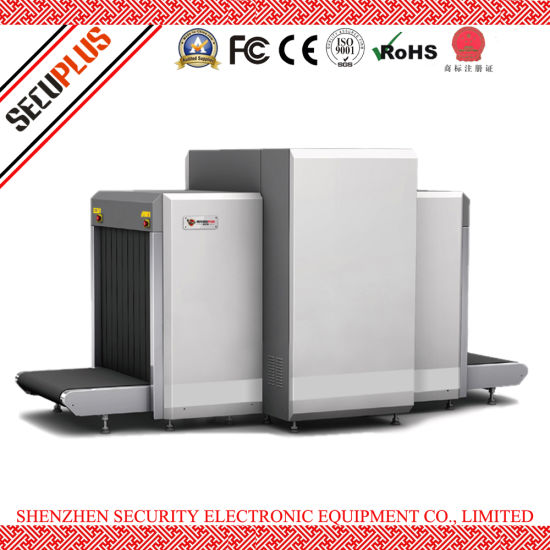 Dual View Baggage and Parcel X-ray Scanner SPX100100DV in stocks