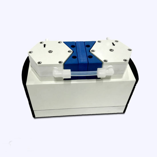 Laboratory Oil Free Oilless Small Diaphragm Mini Electric Vacuum Air Pump Price pictures & photos