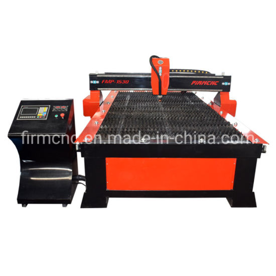 China Made Plasma Cutter Metal Steel CNC Plasma Cutting Machine 1530