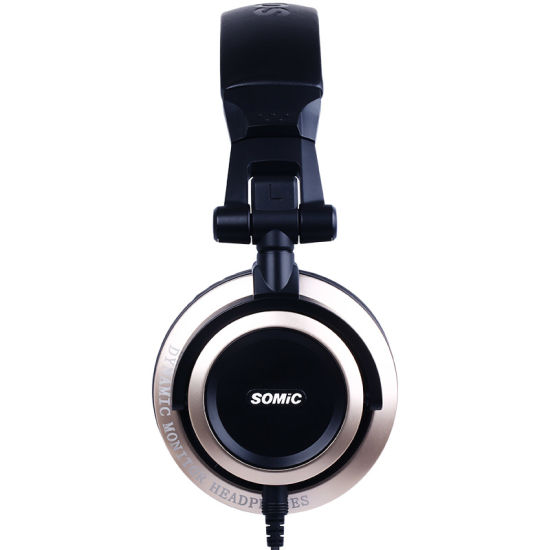 Somic Stable and Reliable Music Production Equipment Headphone Monitor Wired Stereo Headphone