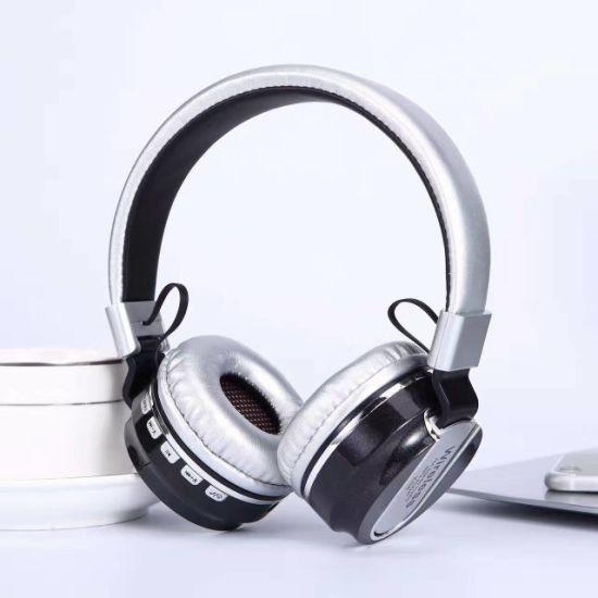 Folding Headset with Wireless Headphones
