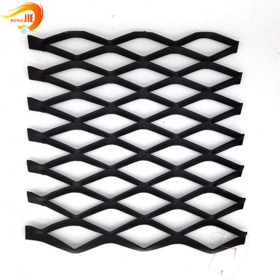 Ral Color OEM Aluminum Expanded Metal Mesh for Decoration