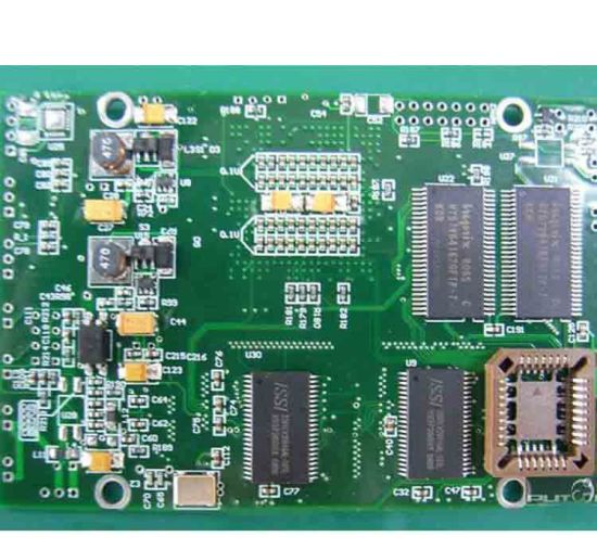 Multilayer PCB Circuit Board Assembly with Speciality Supplier