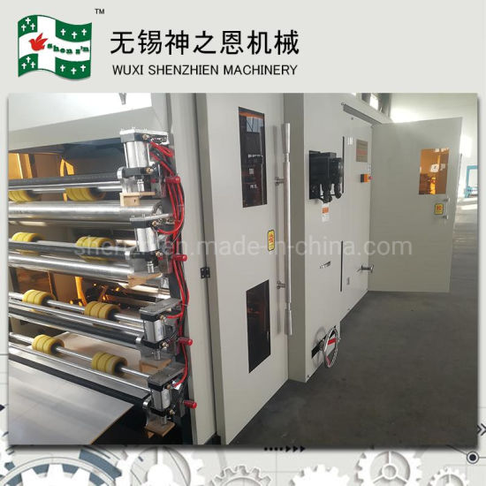 High Quality Recycled Cement Paper Bag Making Machine