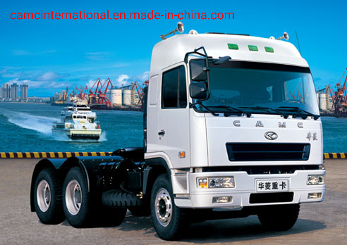 CAMC High Quality 6*4 Heavy Trucks Tractor Trucks for Sale