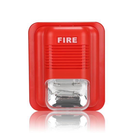 AS-SSG-03 Best Selling Fire Alarm Strobe Sounder