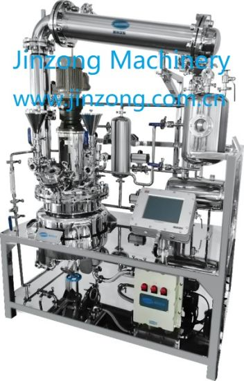 Jinzong Polyester Resin, Polyols Pilot Reactor 50L